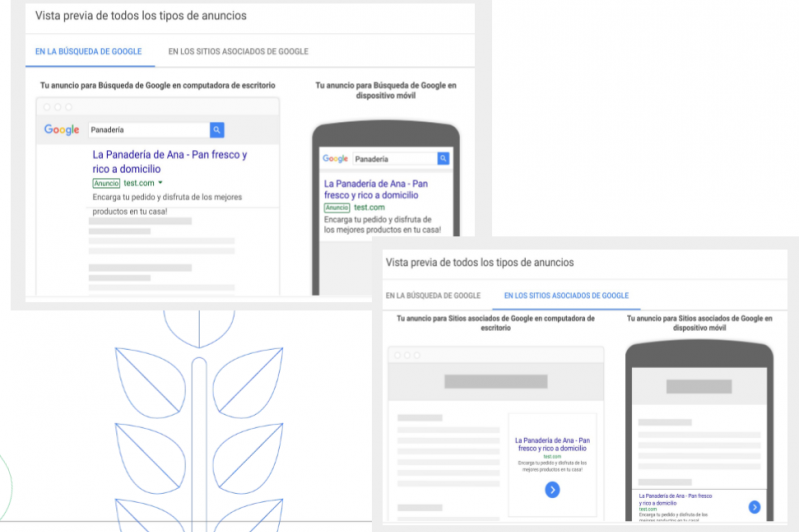 Servicio de Google Adwords