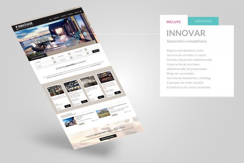 Diseño de páginas webs corporativas