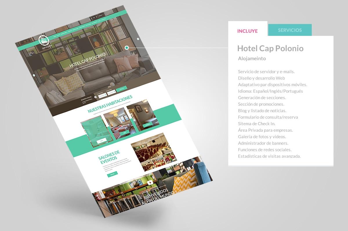 Hotel Cap Polonio