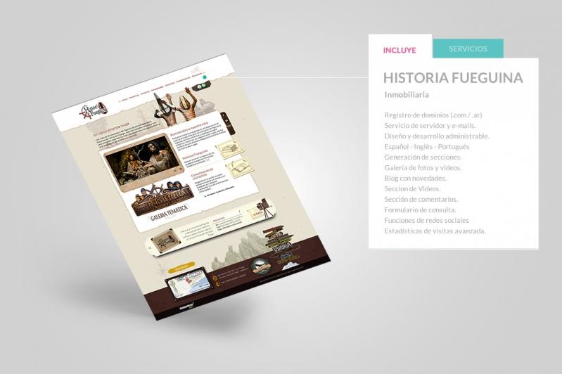 Historia Fueguina