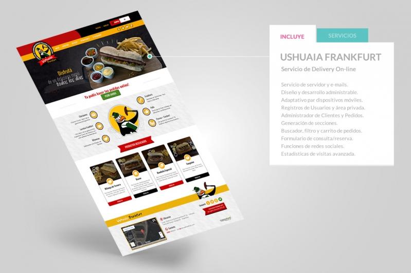 Ushuaia FrankFurt